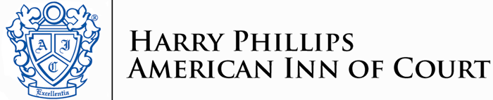 Harry Phillips American Inn of Court Logo
